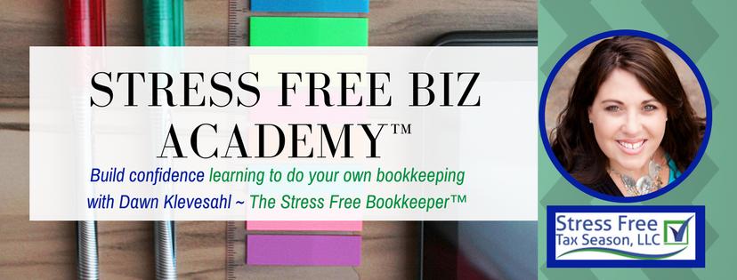 Stress Free Biz Academy